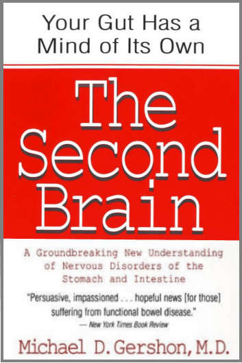 Michael Gershon - You Second Brain Book cover
