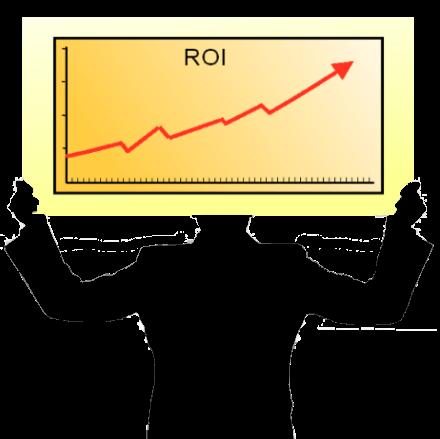 ROI sign