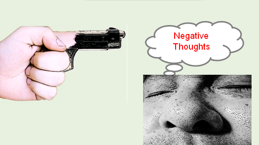 Does replacing negative thoughts work? Check out my new web shows and find out.